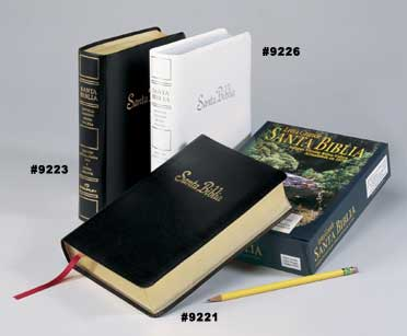 Stampley Protestant Large Print Bibles